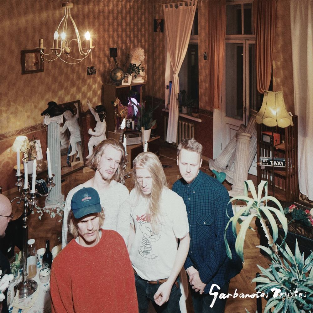 Garbanotas Bosistas - Room for You. Foto: Tomas Lukšys, Gediminas Venckus. Disain: Šarukas Joneikis.