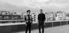 Türgi dark-wave duo She Past Away sel pühapäeval Sveta Baaris