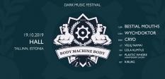 Body Machine Body festival toob kahe kuu pärast Halli lavale kireva seltskonna