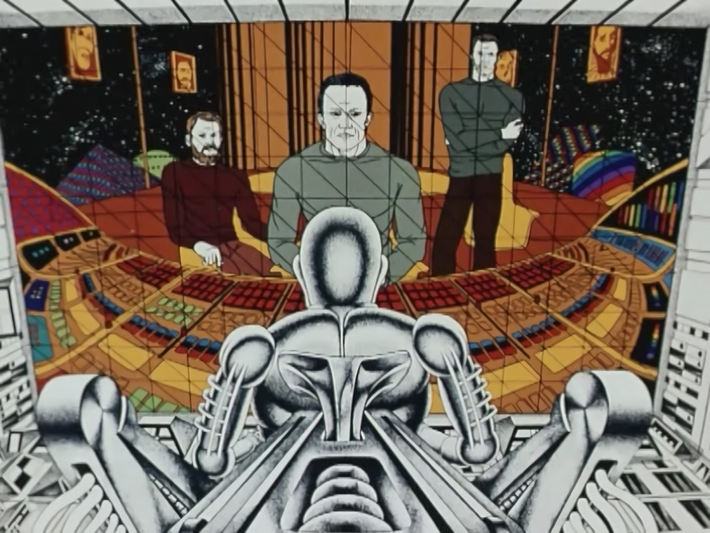 """""""Tagasitulek"""", kogu maailm üritab äratada kosmoses uinunud kosmonauti."""