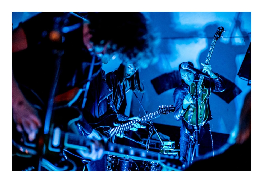 The Underground Youth eelmisel korral Tallinnas. Foto: Evert Palmets.