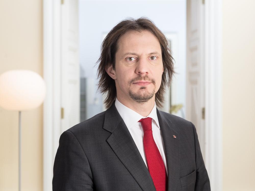 Indrek Saar – Eesti Vabariigi kultuuriminister