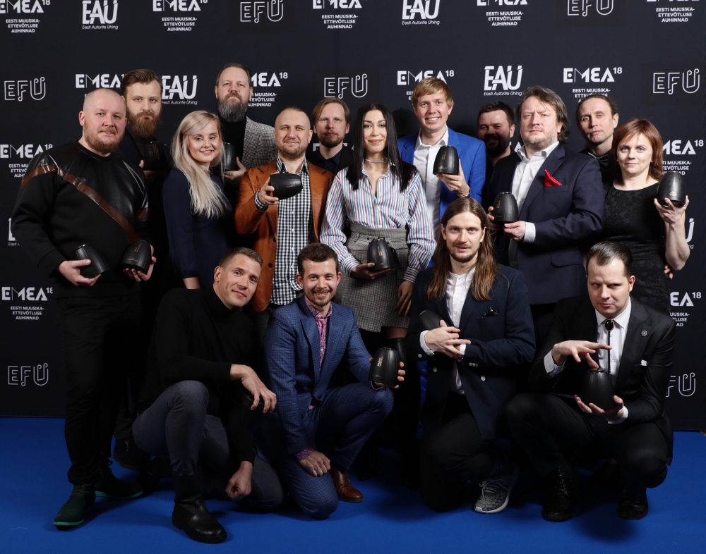2018 aasta võitjad
