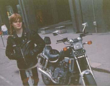 Helsingis, kevadel 1989