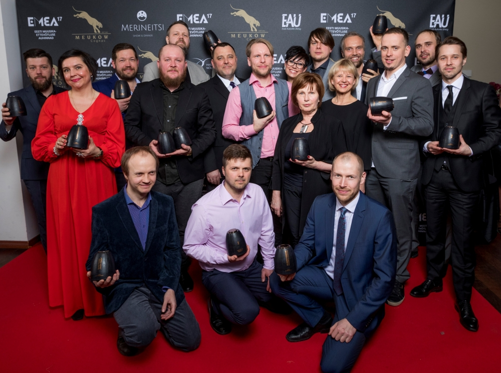 2017. aasta võitjad