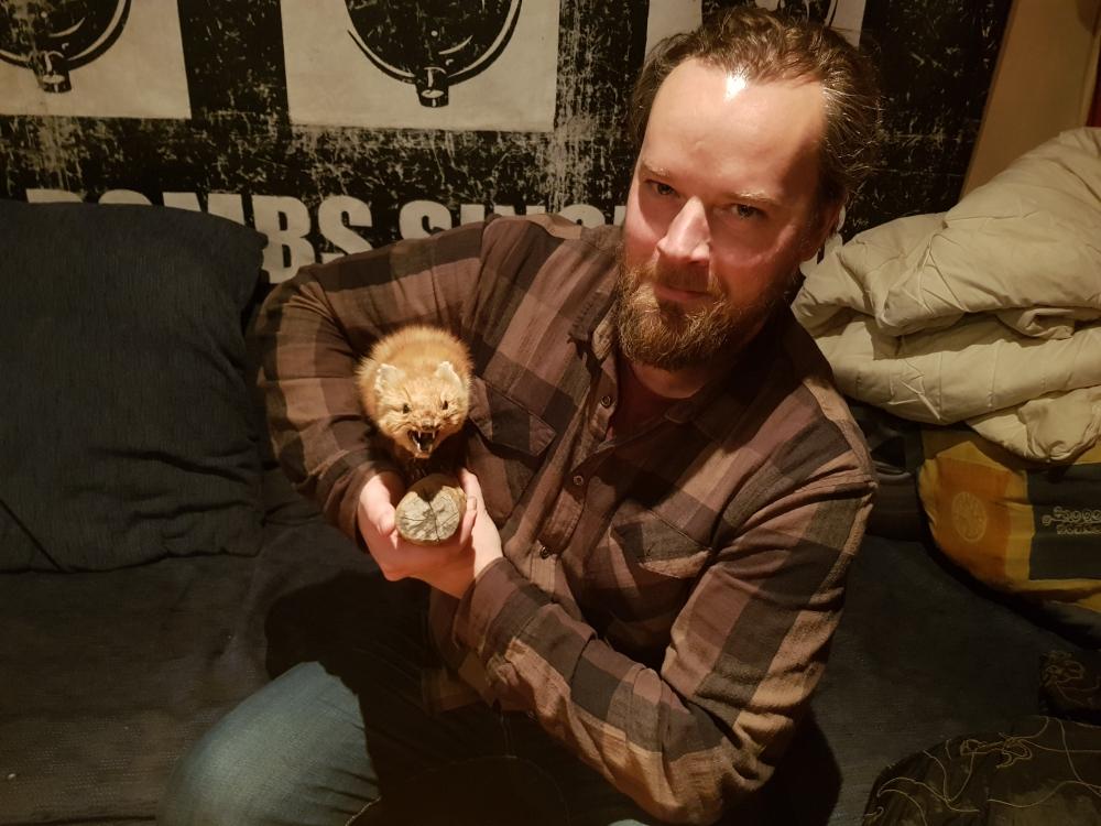 Magnus kärbiga nimega Kärt.