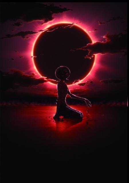 Berserk: Kuldajastu - Kolmas film. Poster