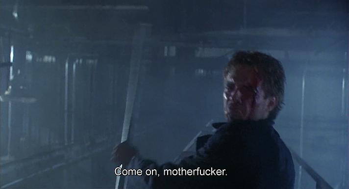 KES TEISELE NIME ANNAB. Kõlavad Kyle Reese'i viimased sõnad. Küsimus jääb, kes selles filmis sõna otseses mõttes see motherfucker ikkagi oli?