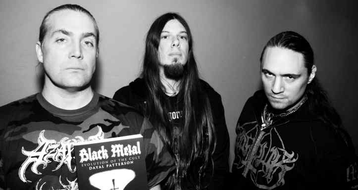"""Marduk, Dayal Patterson ning """"Black Metal: Evolution of the Cult"""""""