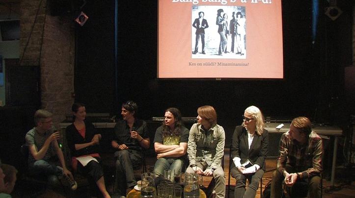MIMO muusikakoolitus#1 Von Krahli baar, 1. juuni 2011