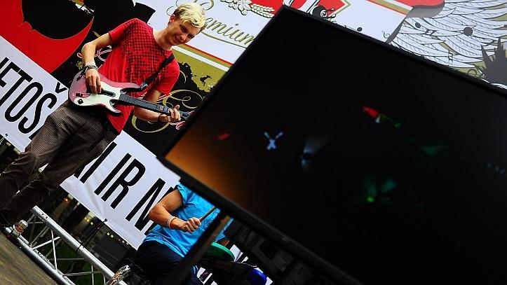 Läti otsib superstaari finaali sai Paul Lepasson.