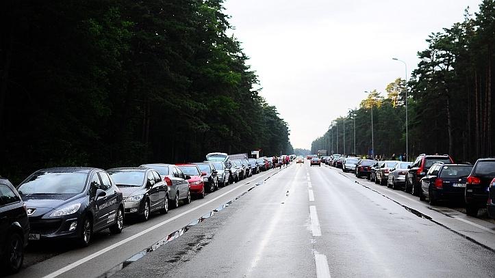 Tallinn-Riia maantee.