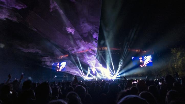 The xx, festivali lõppakordid
