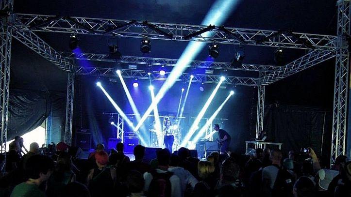 Ludovik Material, INmusic Festival 2, Zagreb (Horvaatia)