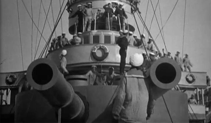 Soomuslaeva ähvardav silmavaade.