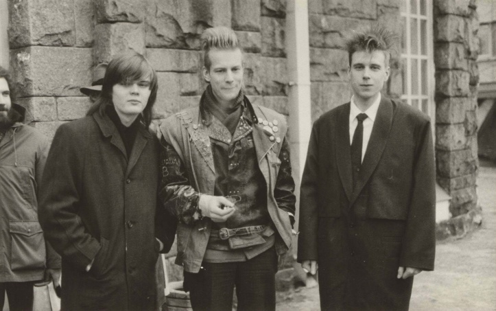 JMKE, Venno pulmas, kevad 1989