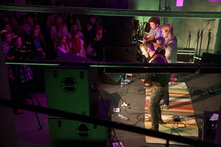 Viljandi Guitar Trio @ TMW 2011