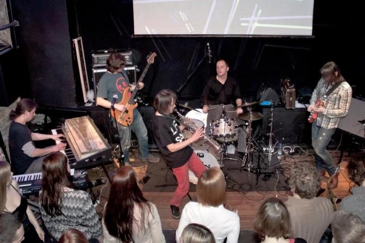 Kontsert Von Krahlis, 2013