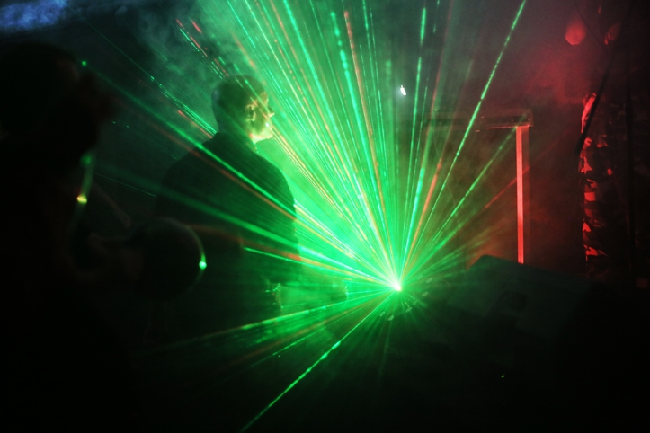 Laserpall!