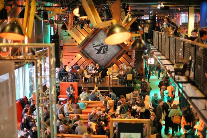 Eurosonic Noorderslagi konverentsikeskus.