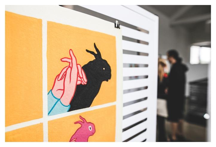 Joan Cornellà koomiksi- ja joonistustenäitus kohalikus raamatukogus avati 13. juulil kell 13.00 - kolmteist ja reede, kell 13.