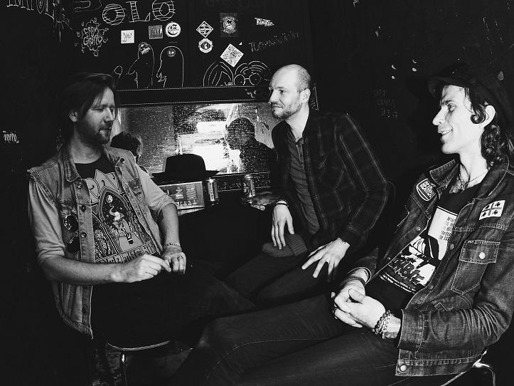 Dead Furies - Tavastia klubi, Helsinki